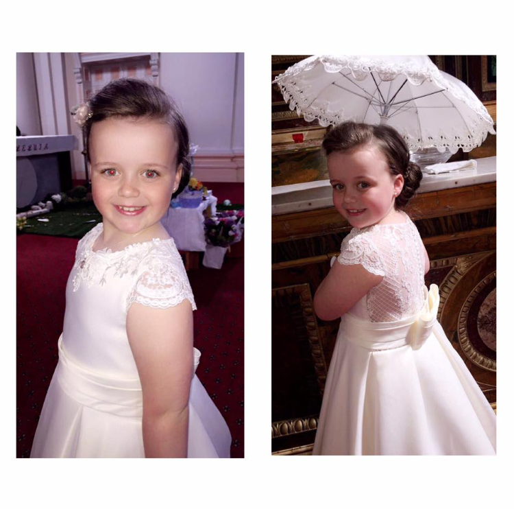 Kyra Duncan communion dress by KoKo Collections - My Princess 1