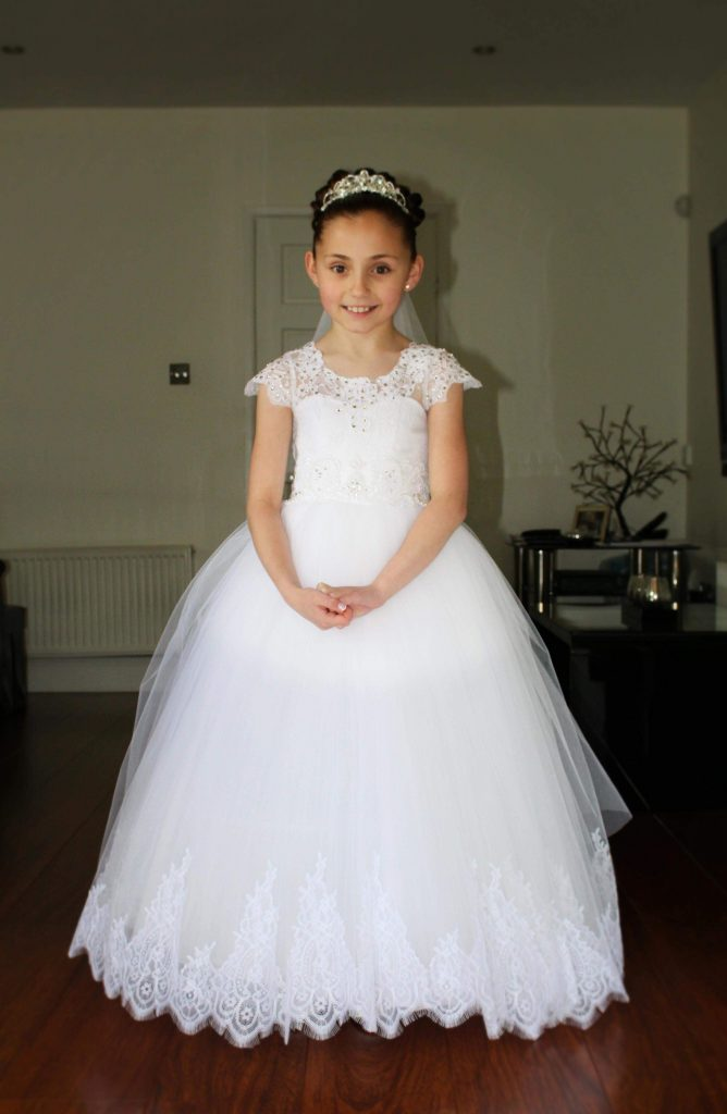 Nicole Hamilton communion dress by KoKo Collections - My Princess 1