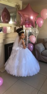 Sophie Joyce communion dress by KoKo Collections - My Princess 1
